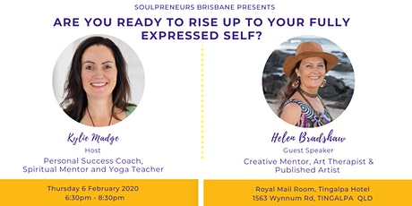Are you ready to rise up to your fully expressed self? tickets