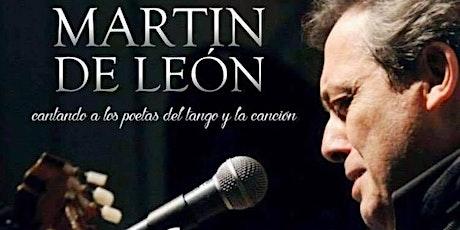 Homenaje a los poetas del tango y la canción boletos