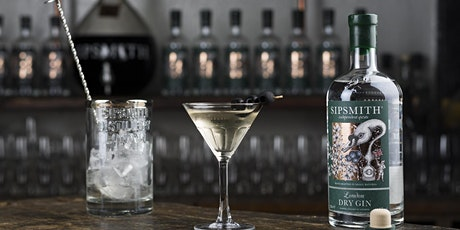 THE ULTIMATE MARTINI EXPERIENCE - THE CONNAUGHT X MAYBE SAMMY tickets