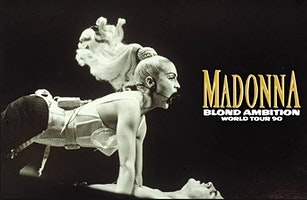 Blond Ambition  - 30th Anniversary SYDNEY