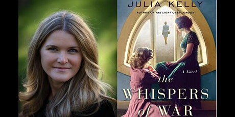 Author Talk with Julia Kelly tickets