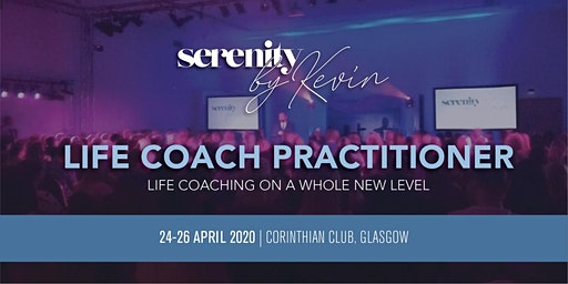 Life Coaching practitioner(The Serenity by Kevin way)