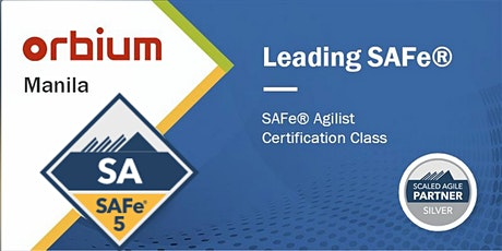 Leading SAFe® 5.0 (Scaled Agile Framework) - SAFe® Agilist, Singapore tickets