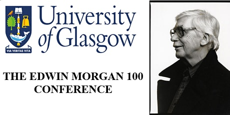 The Edwin Morgan 100 Conference tickets