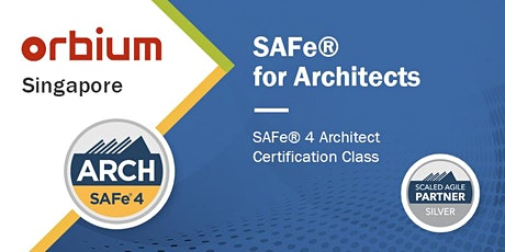 SAFe® for Architects 5.0 Certification Class - Singapore tickets