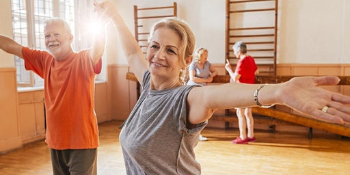 Wellness Session – Move Your Body @ Clarkson  Library