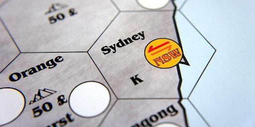 18xx Sydney Con 2020