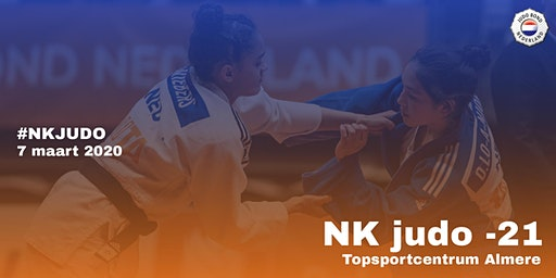 NK Judo -21 jaar 2020