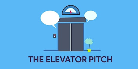Masterclass: How To Perfect  Your Elevator Pitch tickets