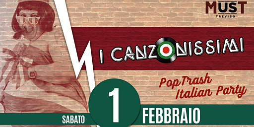 I Canzonissimi | MUST Pub - Food&Sound