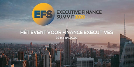 Executive Finance Summit 2020 tickets