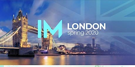 IM London 2020 tickets