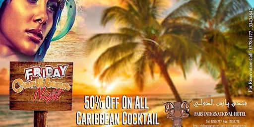 Caribbean Night | Friday | Z Lounge Club
