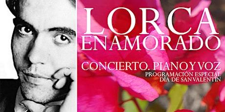 Lorca Enamorado: Concierto en la Casa de los Pinelo entradas