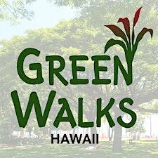Green Walks logo