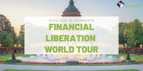 The Art of Making Money - finanzielle Freiheit mit Aktien - Mannheim Tickets