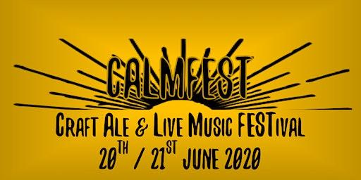CALMFest - Craft Ale & Live Music Festival