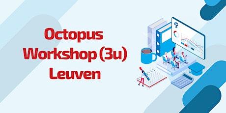 Octopus opleiding: Leuven billets