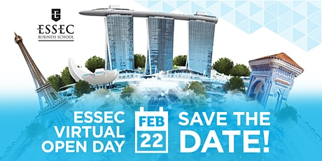 ESSEC Asia-Pacific Virtual Day 2020 tickets