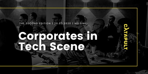 Corporates in Tech Scene