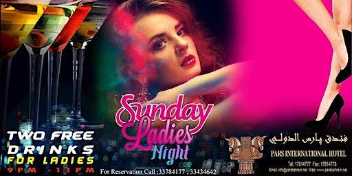 Ladies Night every Sunday at Z Lounge Club