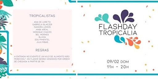 FlashDay Tropicália