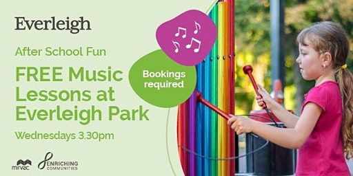 FREE Music Lessons in the Park After School - Greenbank