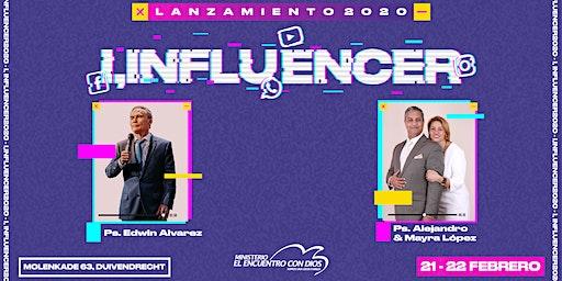 Lanzamiento Palabra Profética 2020 - ''I, INFLUENCER''