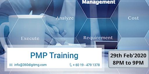 Free webinar on PMP
