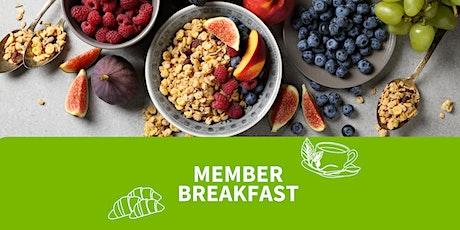 Member Breakfast DUS Tickets