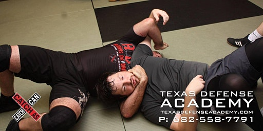 Grappling Session (Catch Wrestling)
