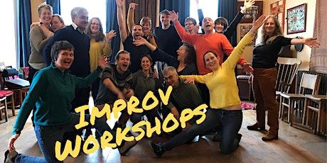Improv Workshops tickets