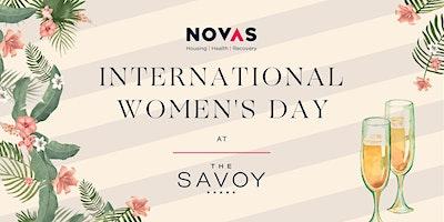 International Women's Day Sparkling Afternoon Tea