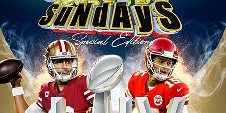 SUPER BOWL EDITION !!! Issavybe  Sunday Brunch  Day Party Each & Every Sunday !! tickets