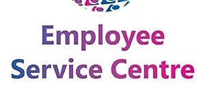 Employee Service Centre Information Session (Notification of Change)
