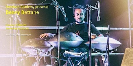 Benny Bettane - Workshop and concert tickets