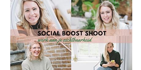 Social Boost Shoot tickets