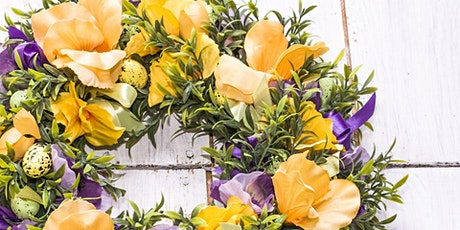 Easter Wreath Making & Cream Tea tickets
