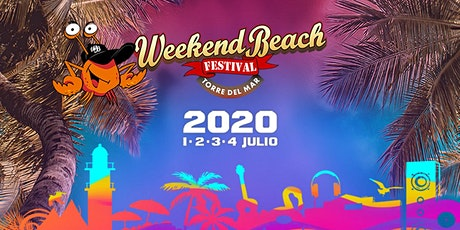 WEEKEND BEACH TORRE DEL MAR 2020 entradas