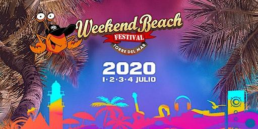 WEEKEND BEACH TORRE DEL MAR 2020