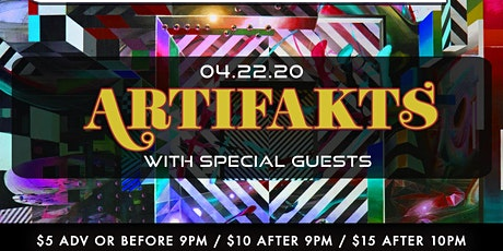 Re:Turn feat. Artifakts w/ Special Guests tickets