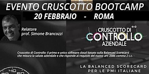 BOOTCAMP CRUSCOTTO DI CONTROLLO, Roma, 20 febbraio
