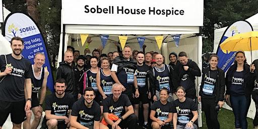 Oxford Half Marathon - Sobell House Team