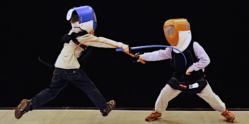 March 2020 Fencing Fun Challenge Cup Plastic Fencing Tournament Age 7-9 years