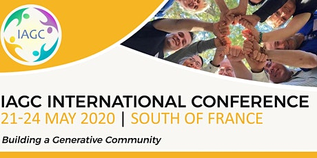 IAGC 2020 Conference tickets
