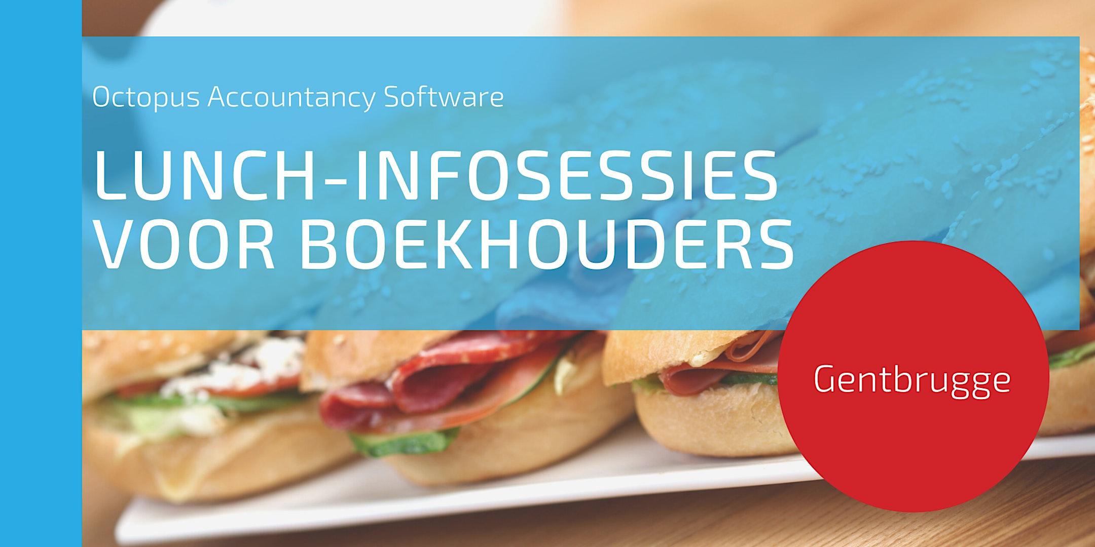 Gentbrugge: Lunch-infosessies voor boekhouders