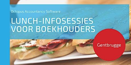Gentbrugge: Lunch-infosessies voor boekhouders tickets