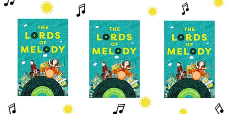 March Middle Grade Book Club - The Lords of Melody tickets