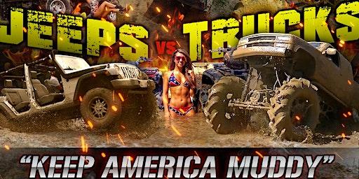 Mud America presents: The 5th Annual Redneck Rave