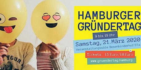 Hamburger Gründertag 2020 Tickets